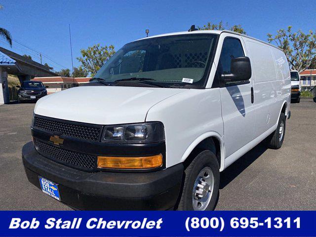 2021 Chevrolet Express 2500 4x2, Harbor Upfitted Cargo Van #213130 - photo 1