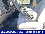 2021 Silverado Medium Duty Regular Cab DRW 4x2,  Martin's Quality Truck Body Landscape Dump #213136 - photo 3