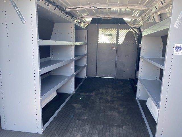 2021 Chevrolet Express 2500 4x2, Masterack Upfitted Cargo Van #213154 - photo 1