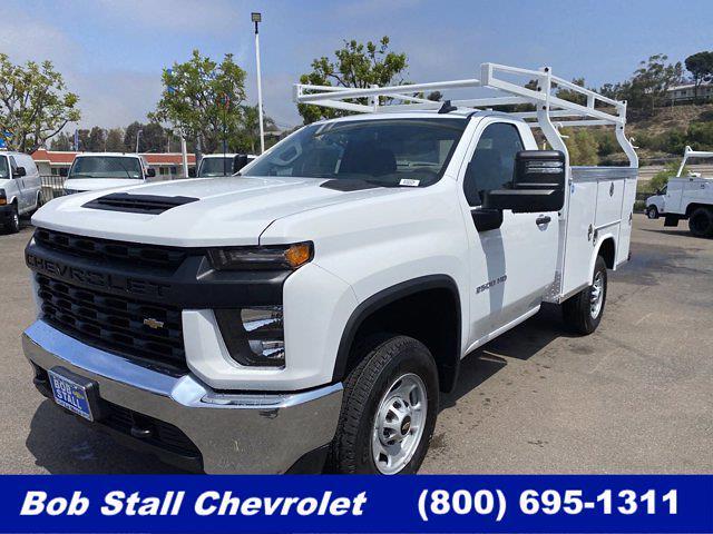 2021 Chevrolet Silverado 2500 Regular Cab 4x2, Royal Truck Body Service Body #213175 - photo 1