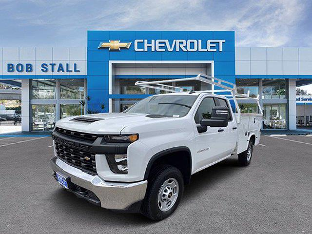 2021 Chevrolet Silverado 2500 Double Cab 4x2, Knapheide Service Body #213205 - photo 1