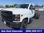 2021 Silverado Medium Duty Regular Cab DRW 4x2,  Martin's Quality Truck Body Contractor Body #213210 - photo 1