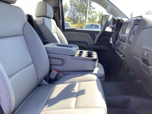 2021 Silverado Medium Duty Regular Cab DRW 4x2,  Scelzi Signature Service Body #213268 - photo 13