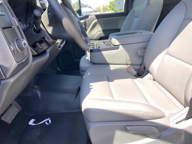 2021 Silverado Medium Duty Regular Cab DRW 4x2,  Scelzi Signature Service Body #213268 - photo 11