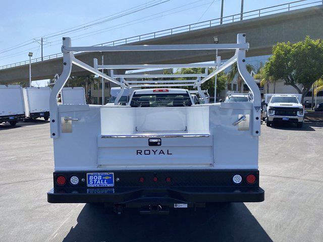 2021 Silverado 3500 Regular Cab 4x2,  Royal Truck Body Service Body #213290 - photo 19