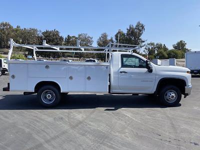 2021 Silverado 3500 Regular Cab 4x2,  Royal Truck Body Service Body #213290 - photo 17