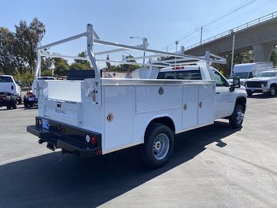 2021 Silverado 3500 Regular Cab 4x2,  Royal Truck Body Service Body #213290 - photo 18