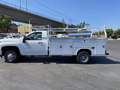 2021 Silverado 3500 Regular Cab 4x2,  Royal Truck Body Service Body #213290 - photo 20
