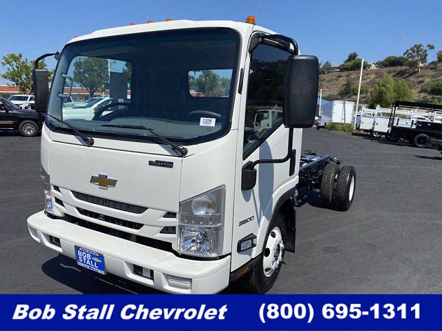 2021 LCF 3500 4x2,  Cab Chassis #213296 - photo 1