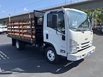 2021 LCF 3500 4x2,  Custom Truck Body & Equipment, Inc. Stake Bed #213310 - photo 4