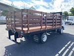 2021 LCF 3500 4x2,  Custom Truck Body & Equipment, Inc. Stake Bed #213310 - photo 8