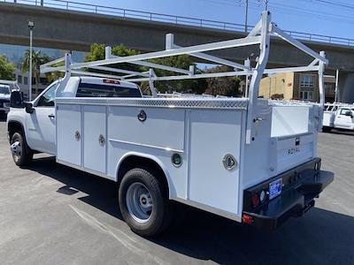 2021 Silverado 3500 Regular Cab 4x2,  Royal Truck Body Service Body #213316 - photo 2