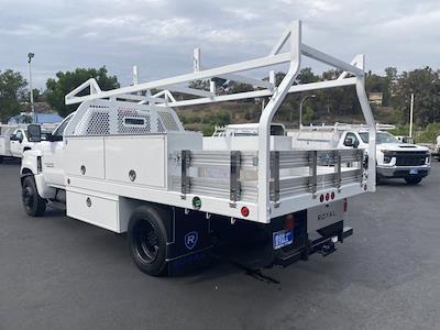2021 Silverado Medium Duty Regular Cab DRW 4x2,  Royal Truck Body Contractor Body #213343 - photo 2