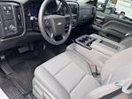 2021 Silverado Medium Duty Regular Cab DRW 4x2,  Royal Truck Body Platform Body Stake Bed #213344 - photo 11