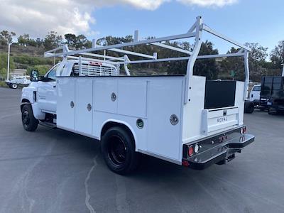 2021 Silverado Medium Duty Regular Cab DRW 4x2,  Royal Truck Body Service Body #213348 - photo 2