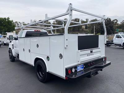 2021 Silverado Medium Duty Regular Cab DRW 4x2,  Royal Truck Body Service Body #213353 - photo 2