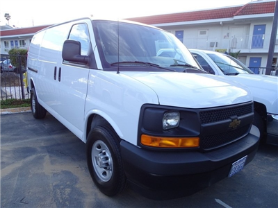 2017 Express 2500,  Upfitted Cargo Van #PD173089 - photo 4