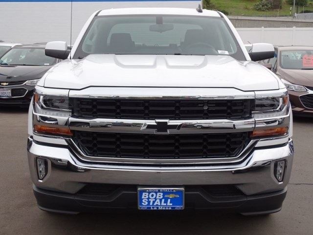2018 Silverado 1500 Crew Cab 4x2,  Pickup #S186205 - photo 4
