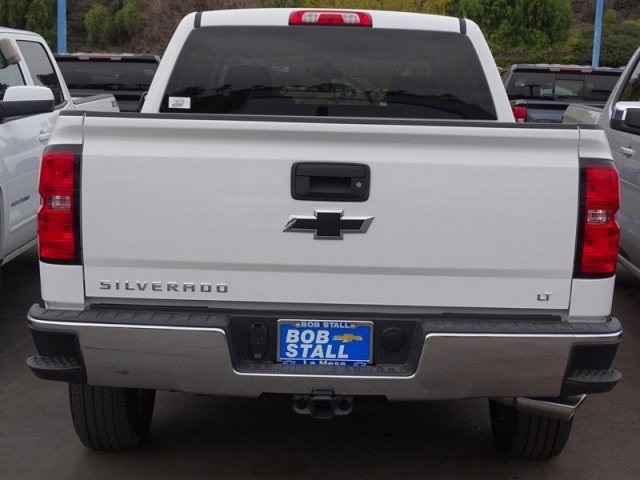 2018 Silverado 1500 Crew Cab 4x2,  Pickup #S186205 - photo 5