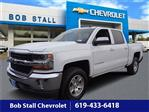 2018 Silverado 1500 Crew Cab 4x2,  Pickup #S186205 - photo 1