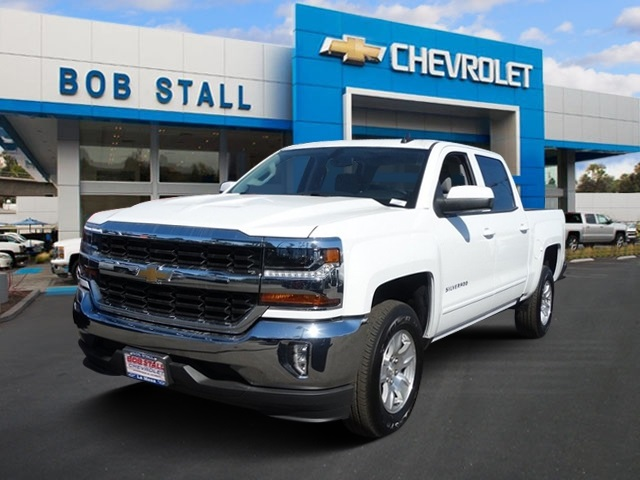 2017 Silverado 1500 Crew Cab, Pickup #U176006 - photo 1