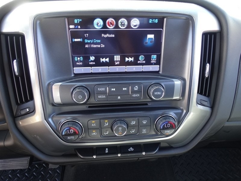 2017 Silverado 1500 Crew Cab, Pickup #U176006 - photo 13