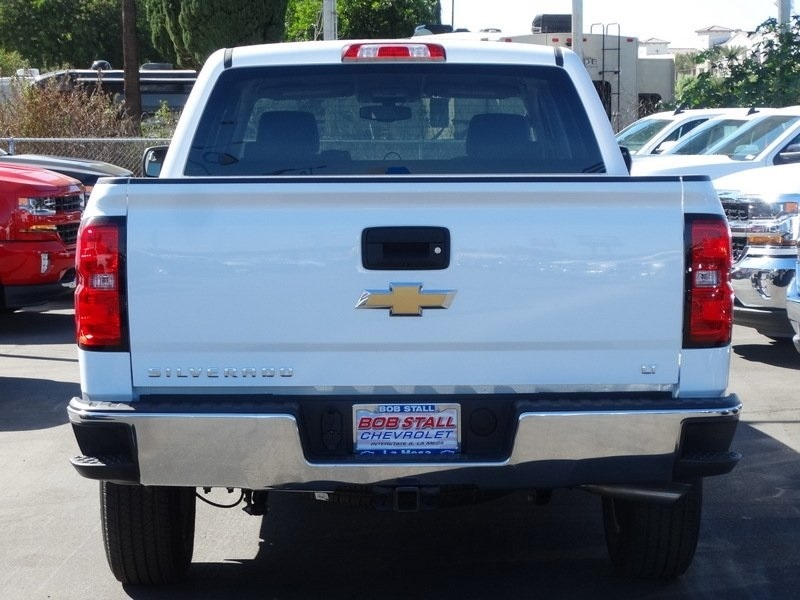 2017 Silverado 1500 Crew Cab, Pickup #U176006 - photo 4