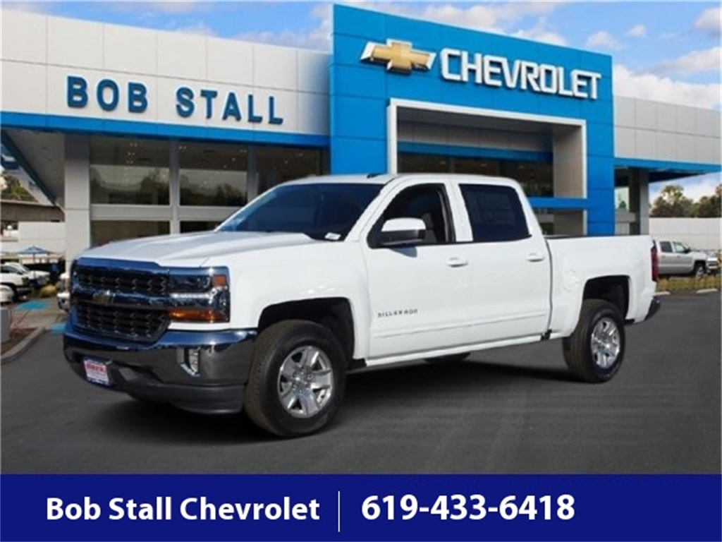 2018 Silverado 1500 Crew Cab 4x2,  Pickup #U185240 - photo 1