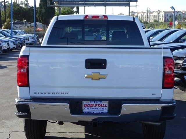 2018 Silverado 1500 Crew Cab 4x2,  Pickup #U185240 - photo 4
