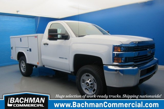 2016 Silverado 2500 Regular Cab 4x4, Reading SL Service Body Service Body #16-5159 - photo 1