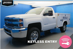 2016 Silverado 2500 Regular Cab 4x4, Reading SL Service Body Service Body #16-5159 - photo 17