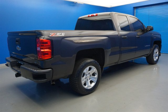 2016 Silverado 1500 Double Cab 4x4, Pickup #17-7522A - photo 2