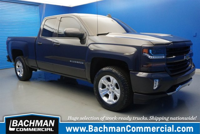 2016 Silverado 1500 Double Cab 4x4, Pickup #17-7522A - photo 1