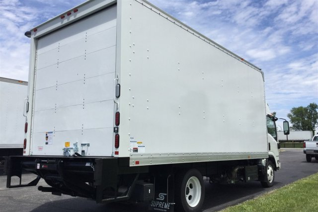 2017 LCF 4500XD Regular Cab 4x2,  Supreme Signature Van Dry Freight #17-7623 - photo 2
