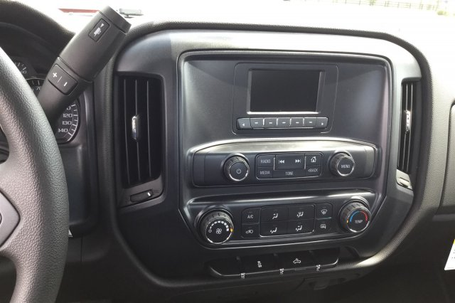 2017 Silverado 3500 Regular Cab DRW 4x4, Monroe Contractor Body #17-8036 - photo 13