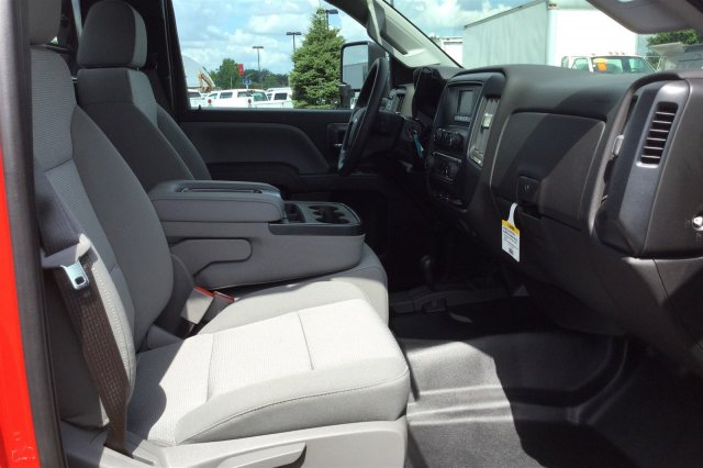 2017 Silverado 3500 Regular Cab DRW 4x4, Monroe Contractor Body #17-8036 - photo 15