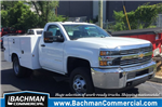 2017 Silverado 3500 Regular Cab DRW 4x4, Knapheide Service Body #17-8131 - photo 1