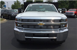 2017 Silverado 3500 Regular Cab DRW 4x4, Palfinger Platform Body #17-8189 - photo 3