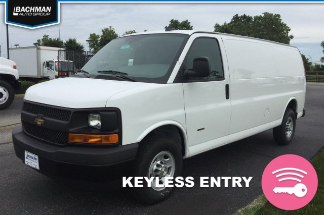 2017 Express 2500 Cargo Van #17-8192 - photo 16