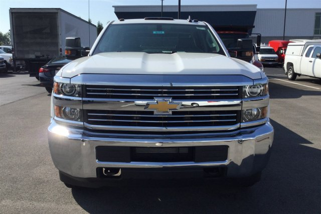 2017 Silverado 3500 Double Cab 4x4, Knapheide Service Body #17-8219 - photo 3