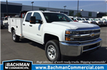 2017 Silverado 3500 Double Cab 4x4, Knapheide Service Body #17-8219 - photo 1