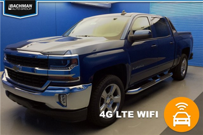 2017 Silverado 1500 Crew Cab 4x4, Pickup #17-8401 - photo 17