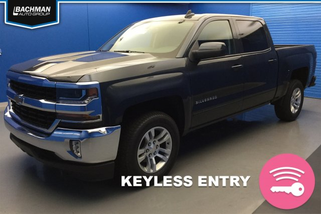 2017 Silverado 1500 Crew Cab Pickup #17-8407 - photo 15