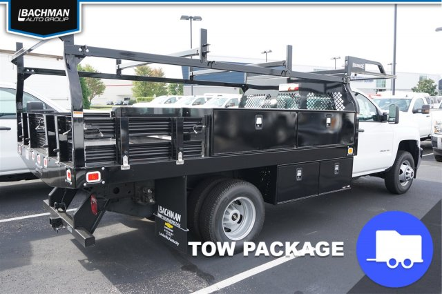 2017 Silverado 3500 Regular Cab DRW, Knapheide Contractor Body #17-8499 - photo 21