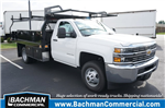 2017 Silverado 3500 Regular Cab DRW, Knapheide Contractor Body #17-8499 - photo 1