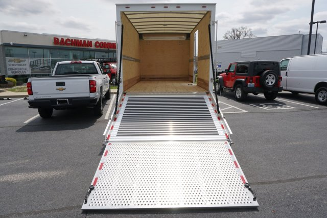 2017 LCF 4500HD Regular Cab 4x2,  Morgan Aluminum Dry Freight #17-8532 - photo 20