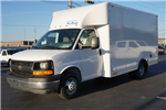 2017 Express 3500, Bay Bridge FRP Cutaway Van #17-8639 - photo 4