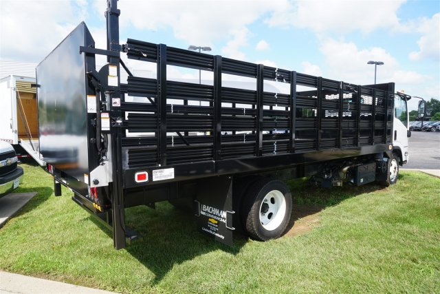 2017 LCF 5500HD Regular Cab 4x2,  Knapheide Stake Bed #17-8646 - photo 2