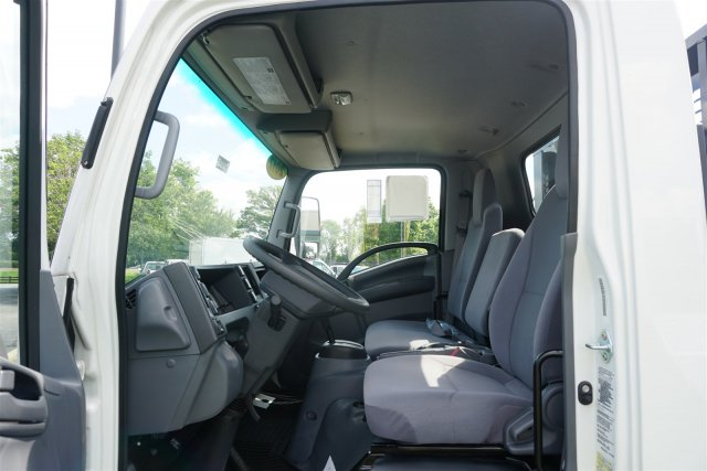 2017 LCF 5500HD Regular Cab 4x2,  Knapheide Stake Bed #17-8646 - photo 12