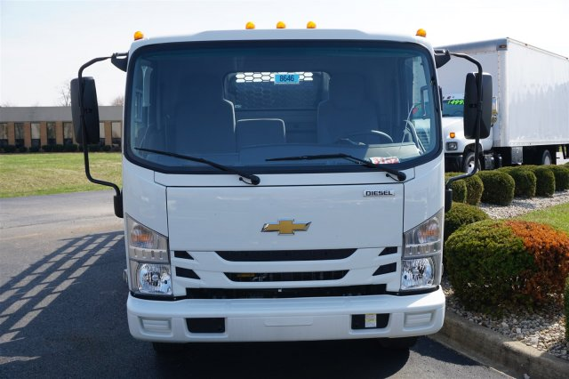 2017 LCF 5500HD Regular Cab, Knapheide Value-Master X Stake Bed #17-8646 - photo 3